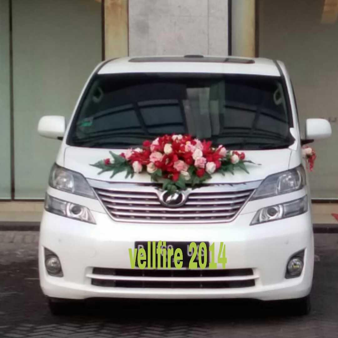 sewa mobil vellfire, rental vellfire, sewa vellfire, sewa mobil pengantin, rental mobil mewah, wedding car